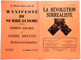 The First Surrealist Manifesto - André Breton - Essays - Sensitive Skin  Magazine