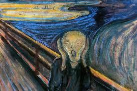 """Se aclara el misterio: en """"El grito"""", de Munch, nadie grita - La ..."""